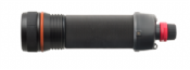 LF2700 - W LED Flashlight (with red filter LF-W and wide filter LF-W)